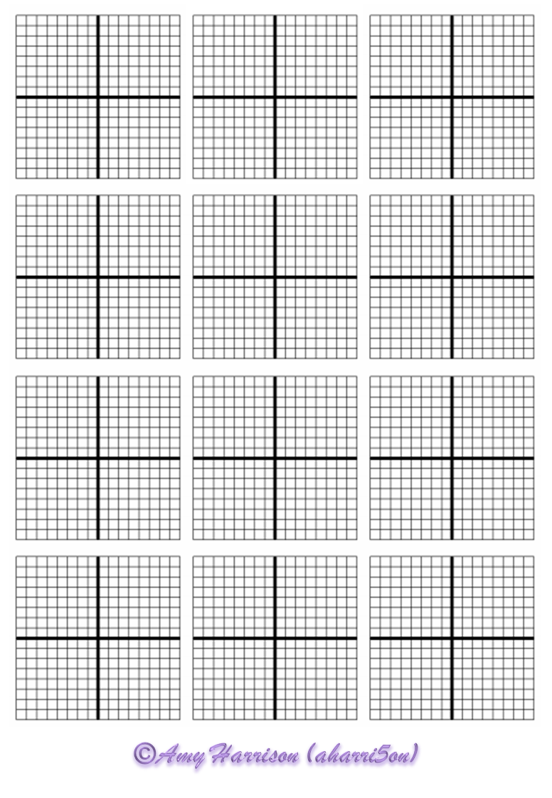 worksheet Coordinate Plane Printable printable coordinate planes teaching math in a virtual reality coordinateplanes12toapage how did i create the planes