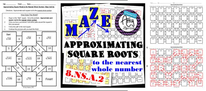 ApproximatingSquareRootsMaze1